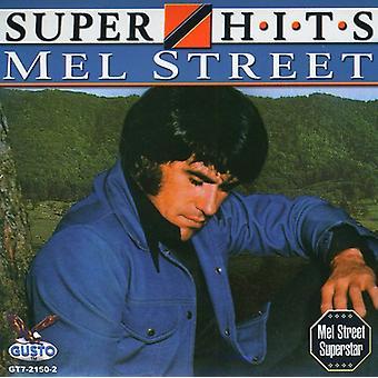 Mel Street - Sh-Super Hits [CD] USA import