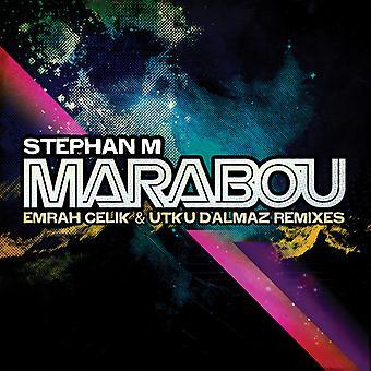 Stephan M - Marabu (Emrah Celik & Utku Dalmaz Remixes) [CD] USA importieren