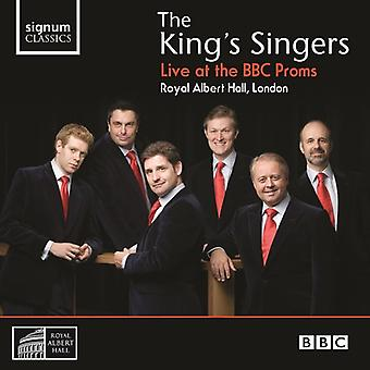 King's Singers - The King's Singers Live at the BBC Proms [CD] USA import