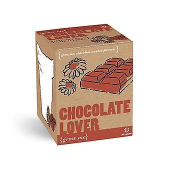 Plant grow 4-piece set chocolate lover seeds me box