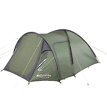 New Eurohike Avon Deluxe 3 Person Tent Green