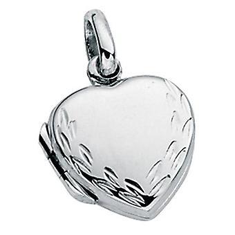 925 Silver Photo Pendant Necklace