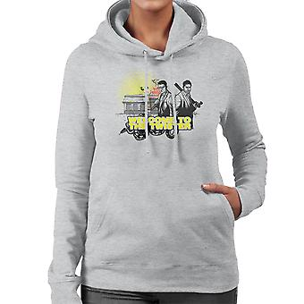 From Dusk Till Dawn Titty Twister Women's Hooded Sweatshirt