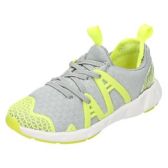 Boys Gloforms By Clarks Trainers Luminous Run