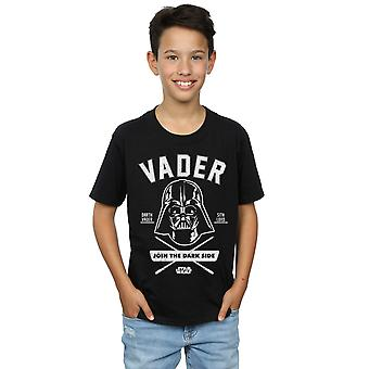 Star Wars Darth Vader Stiftskirche T-Shirt Boys