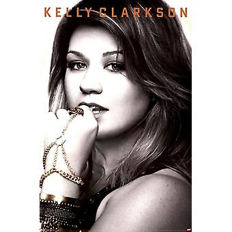 Kelly Clarkson - plus fort Poster Print