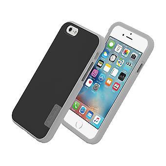 Incipio Phenom Case Cover for Apple iPhone 6/6s (Black/Gray)