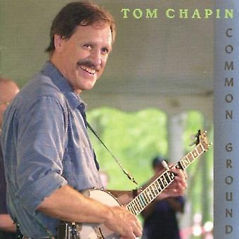 Tom Chapin - Common Ground [CD] USA import