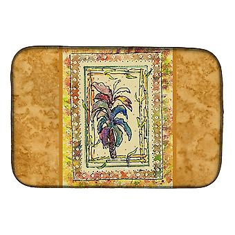 Carolines Treasures  8615DDM Palm Tree Dish Drying Mat