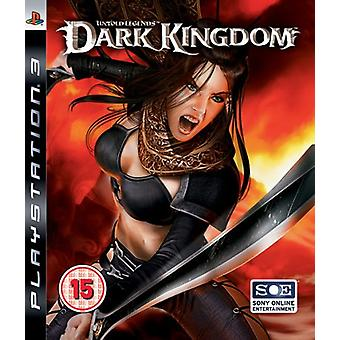 Untold Legends Dark Kingdom (PS3) - Als nieuw