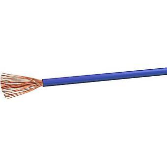 كابل VOKA كابيلويرك H07VK15BL مرن H07V-ك 1 × 1.50 متر الزرقاء 100 ملم ²