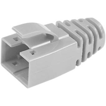 Kilitleme kolu korumalı gerinim kabartma kılıfı 39200-842 Ecru BEL Stewart Konektörler 39200-842 1 adet(ler)