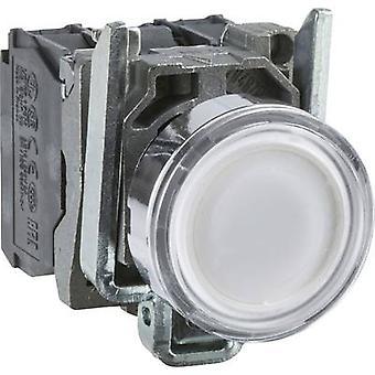 Schneider Electric Harmony XB4BW31B5 Przycisk Planar 1-przyciskowy Biały Push 1 szt.)