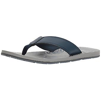 Unlisted by Kenneth Cole Mens Parade Slip On Open Toe Flip Flops