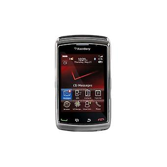 OEM Verizon BlackBerry Storm 9550 Snap-On Case - Chrome (emballage en vrac)