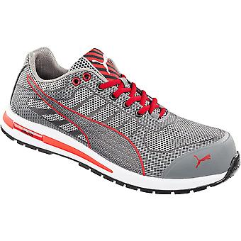 Puma Safety Footwear Mens Xelerate Knit Low S1P Steel Toe Cap Safety Trainers