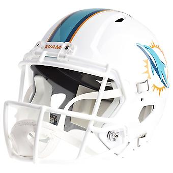 Riddell speed replica football helmet - NFL Miami Dolphins