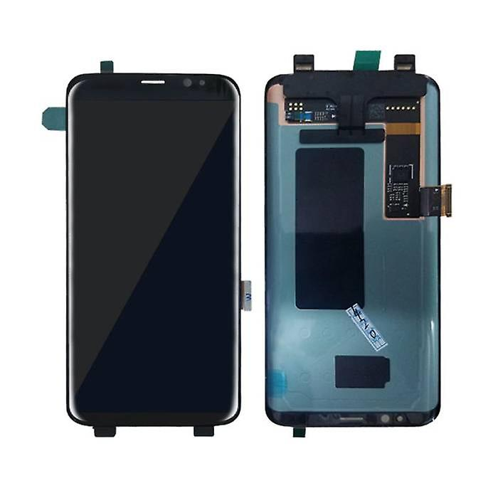 Stuff Certified® Samsung Galaxy S8 Display (AMOLED + Touch Screen + Parts) AAA + Quality - Black