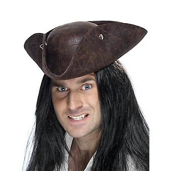 Smiffy's Pirate Tricorn Hat