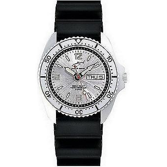 CHRIS BENZ - Diver Watch Wristwatch - ONE MEDIUM 200M - CBM-SI-KB-SI
