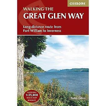 De geweldige manier van Glen - Fort William naar Inverness tweeweg Trail gids (2n