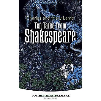 Dix contes de Shakespeare (Dover Evergreen Classics)