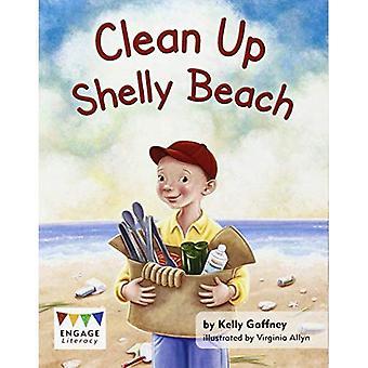 Clean Up Shelly Beach (alfabetizzazione impegnarsi verde)