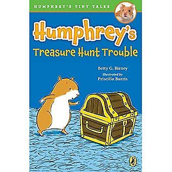 Humphrey's Treasure Hunt problemer (Humphreys lille Tales)