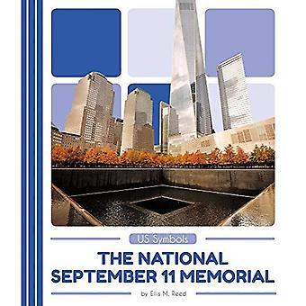 De nationale 11 September Memorial (ons symbolen)