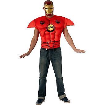 Iron Man Set adulte