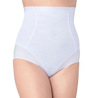Triumphieren Sie luftig Sensation Highwaist Panty 01 weiß (0003) Cs
