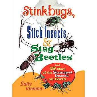 Stink Bugs Stick Insects and Stag Beetles And 18 More of the Strangest Insects on Earth by Kneidel & Sally Stenhouse