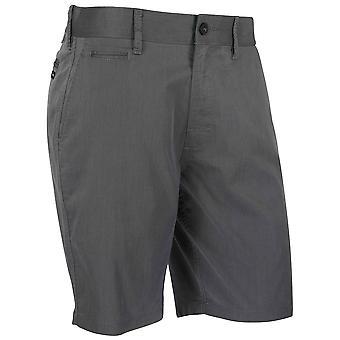 RVCA Mens Kontrolle OXO Hybrid Shorts - schwarz