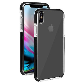 Coque iPhone X et iPhone XS Protection Souple Contour Bumper Transparent Akashi