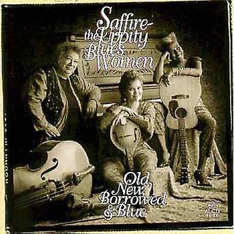 Saffire-Uppity Blues Women - Old New Borrowed & Blue [CD] USA import