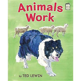 Animals Work by Ted Lewin - David McPhail - 9780823430406 Book