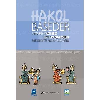 HaKol Baseder Haggadah Kit - A Treasury of Activities for the Passover