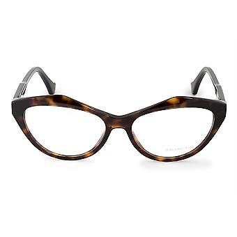 Balenciaga BA 5042 048 53 geometrice cat Eye ochelari rame