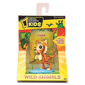 National Geographic Kids - Animaux sauvages - Tigre