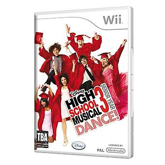 High School Musical 3 Senior Year DANCE! (Wii) - New