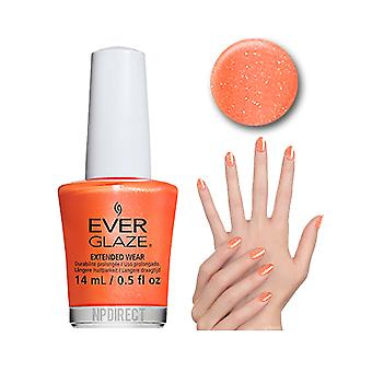 EverGlaze verlengde slijtage nagellak-Orange u geobsedeerd (82311) 14mL