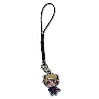 Cell Phone Charm - Hetalia - New SD Chibi England Gifts Anime ge17099