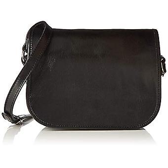 All-Fashion Chicca Cbc180558222gf Unisex Adult Black Hand Bag 12x21x26 cm (W x H x L)