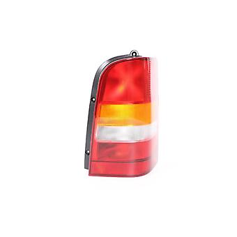 Right Tail Lamp (Red+Amber+Clear Van Models) voor Mercedes VITO van 1996-2003