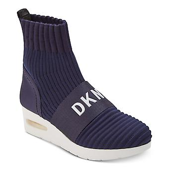 DKNY Damen Anna Hight Top Pull On Fashion Sneakers