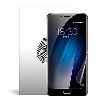 Celicious levendig plus milde Anti-Glare Screen Protector film compatibel met Meizu M3 Max [Pack van 2]
