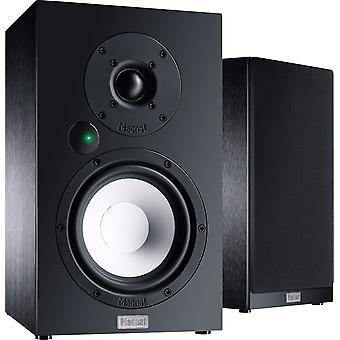 B goederen magnaat MultiMonitor 220, actieve Bluetooth stereo luidspreker set met phono ingangen, 1 paar