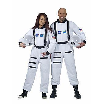 Astronaut mäns kostym Spaceman rymdfärjan kapten mäns kostym