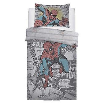 Spider-Man Comic Group Duvet Set