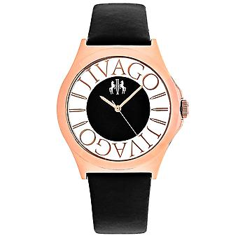Jivago Women's Fun Black Dial Watch - JV8431